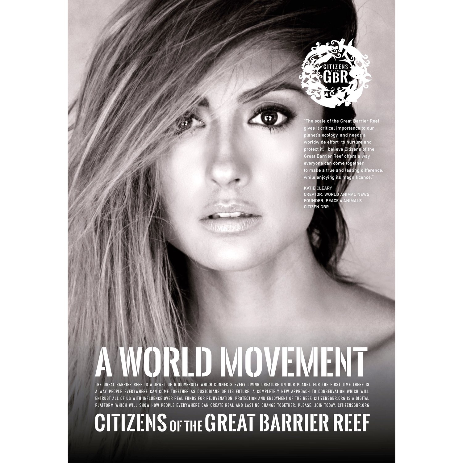 Katie Cleary World Movement