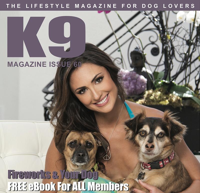 Katie Cleary K9 Magazine
